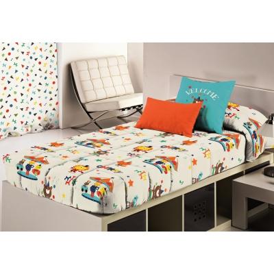 Edredón Ajustable cama CIRCUS B de CAÑETE.