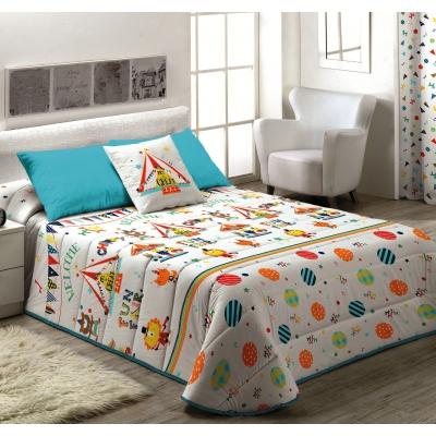 Edredón Infantil cama CIRCUS de CAÑETE