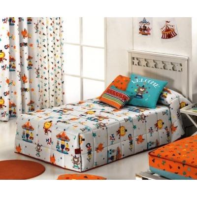 Edredón Conforter Infantil Cama CIRCUS de Cañete