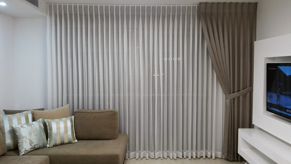 Las tendencias para el 2017 en cortinas baratas los - Ultimas tendencias en cortinas ...