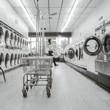 Lavar ropa de cama barata
